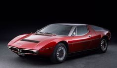 Giugiaro Maserati Bora 1971 Maintenance/restoration of old/vintage vehicles: the material for new cogs/casters/gears/pads could be cast polyamide which I (Cast polyamide) can produce. My contact: tatjana.alic@windowslive.com