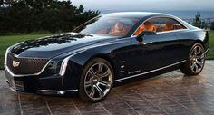 Cadillac Elmiraj 2013