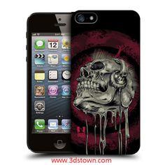 cool iphone 6/6 plus case: tom, blue gem, groupie, music head, growl