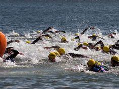 6 Tips for a Smart Triathlon Swim | Active.com