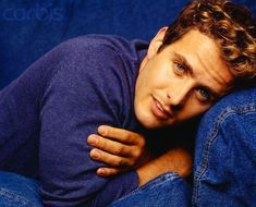Dear Santa, I've been a good girl this year. Can I please have Joey McIntyre for Christmas?