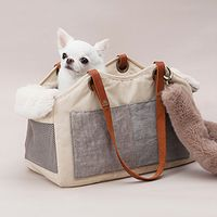 Louisdog Fur Tosho Bag