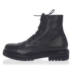 Marc Jacobs Textured Leather Boots