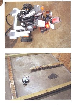Science Fair Projects Using Lego Mindstorms: Bomb Detecting Robot - Romy Winning Science Fair Projects, Science Projects, Lego Mindstorms, Science Experiments Kids, Science For Kids, Science Ideas, Robotic Science, Lego Nxt, Science Classroom Decorations