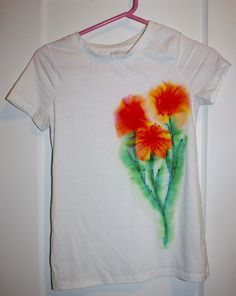 Sharpie Tie-Dye | Cindy Roy                                                                                                                                                      More