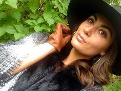 Autumn style  #style #autumn #hat #cape