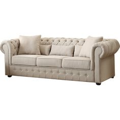 Rosalind Wheeler Mcconville Sofa & Reviews | Wayfair | $603