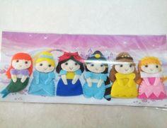 Princess Finger Puppet.. Line/wa 08999006323