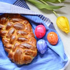 Braided Easter Bread – frauke's foodelicious fritid