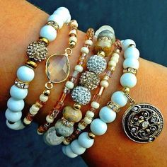 The sterling silver bracelets have actually been preferred amongst females. These bracelets are available in various shapes, sizes and styles. Gemstone Bracelets, Handmade Bracelets, Jewelry Bracelets, Handmade Jewelry, Ankle Bracelets, Silver Bracelets, Stretch Bracelets, Gold Necklace, Pendant Necklace