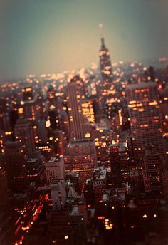 good night, to the city that never sleeps