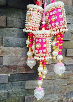 Pearls and Beads Latkans/Tassels