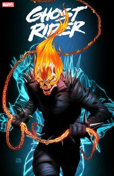 Meet straight from the underworld - Johnny Blaze aka Ghost Rider! How do you work? And what do you think - which of the characters will be in the Halloween event? Write your options in the comments. - my pencil - my inc - my Disney Marvel, Marvel Art, Marvel Heroes, Ms Marvel, Captain Marvel, Ghost Rider Wallpaper, Marvel Wallpaper, Power Rangers, Ghost Rider Marvel