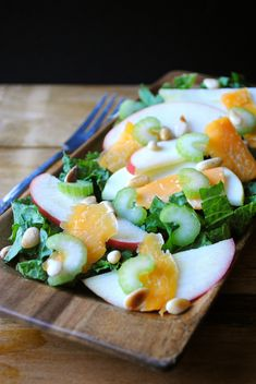 ... - Salads, Slaws on Pinterest | Salads, Pea salad and Spinach salads