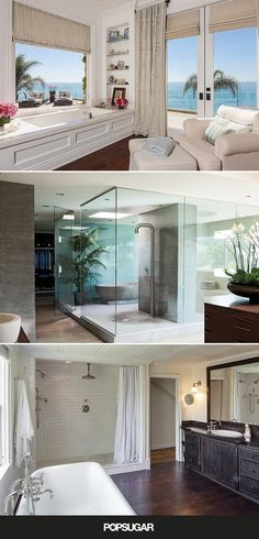 Pin for Later: 21 Celebrity Bathrooms That Could Double as Luxury Spas