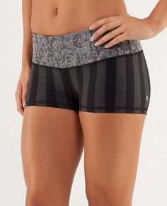 Love these boogie Yoga Shorts