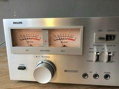 Philips N5151 Stereo Cassette Deck/Tape/Tape Deck/Cassette Deck   eBay