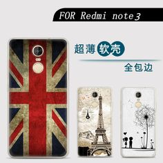 Phone case For XiaoMi Redmi Note 3 Xiaomi Redmi Note 3 Pro Case Cute Cartoon Painted TPU Soft Case Silicone Skin Cover Shell -- Locate the offer simply by clicking the image