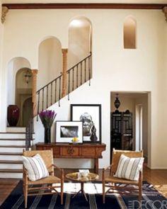 ELLE DECOR FAMILY ROOMS | Ellen Pompeo opens her home to 'Elle Decor'