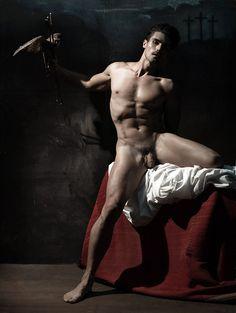 Foto: Vangelis Kyris (homage to Caravaggio)