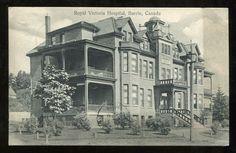 BARRIE, Ontario, 1907 Royal Victoria Hospital
