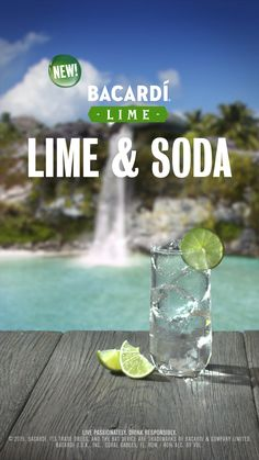 Have BACARDÍ Lime Flavored White Rum delivered to your door in under an hour! Drizly partners with liquor stores near you to provide fast and easy Alcohol delivery. Bacardi Cocktail, Vodka Cocktails, Refreshing Cocktails, Summer Drinks, Cocktail Drinks, Alcoholic Drinks, Bacardi Drinks, Beverages, Lime Soda