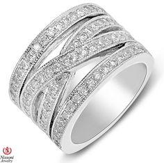 Etsy NissoniJewelry presents - Ladies Diamond Anniversary Band in 14K White Gold with 1.66CT Diamonds    Model Number:UB4584LW    https://www.etsy.com/ru/listing/289122385/ladies-diamond-anniversary-band-in-14k