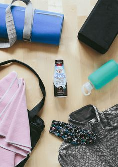 Don't forget these essentials in your yoga bag! #StartWithBalance