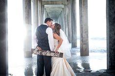 Romantic La Jolla Shores wedding