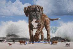 Surreal Painting by Joel Rea - 5