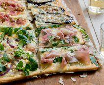 De lekkerste recepten met vers deeg - Tante Fanny Tuna, Pizza, Fish, Meat, Pisces, Atlantic Bluefin Tuna