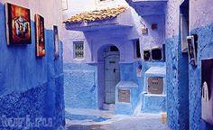 Марокко, Шефшауен,Синий город, Шавен, города Марокко, достопримечательности Шефшауена, Шефшауен фото