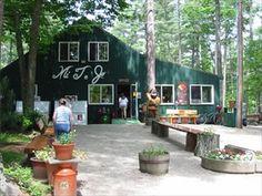 Mi te jo campground Milton, NH