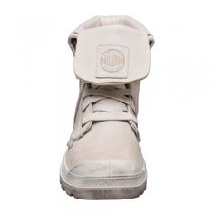 Palladium Pallabrouse Baggy L2 Boots Parellana/ Ivory