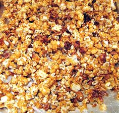 Easy to make, and yummy to share, Honey Cinnamon Caramel Corn is a tantalizingtwist on the classic. This makes great snacks at home as well as delightful hostess and teacher gifts. This year I m...