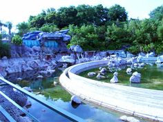 20,000 Leagues Under the Sea - The Ride