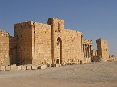 The temple of Bel (Bey-EL or Ba'al)...know your title and regain your Christos conscious...As above, so below...Islam