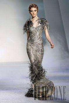 """زهير مراد [Zuhair Murad] """"شتاء rhapsody"""", خريف-شتاء 2009-2010 - أزياء راقية"""