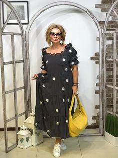 Look Plus, Love Fashion, Womens Fashion, Boho Dress, Style Guides, Summer Outfits, Plus Size, Modern, Shirt Dress