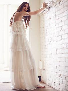 Foto de Free People colección vestidos de novia 2016 (7/11)
