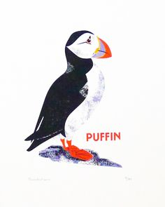 'Puffin' - Chris Andrews