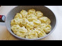 БЕЗ МАНТОВАРКИ сочные Манты и почему я раньше так не готовила!? - YouTube Macaroni And Cheese, Recipies, Food And Drink, Cooking Recipes, Beef, Ethnic Recipes, Youtube, Kochen, Essen