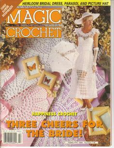 Free Crochet Patterns: Magic Crochet No. 118
