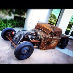 Steam Punk Car?