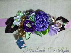 Handmade corsage