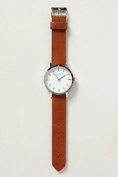 I LOVE this watch, and what's even better is it's unisex so we could both wear it.