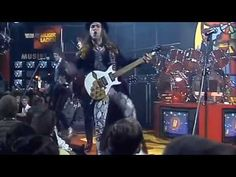 Video: Musikladen - 1982 Audio: Studio LP Version Before: After: Edited and Syncronized ************************* Video: Musikladen - 1982 Audi. My Music Playlist, Music Songs, Music Videos, Paul Stanley Guitar, Slade Band, Glam And Glitter, Music Express, David Duchovny, Party Rock