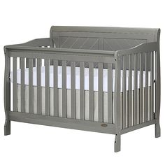 Westwood Olivia Convertible Crib In Brushed White Westwood Olivia Westwood Design Shop By Brand Cribs Convertible Crib Crib Design