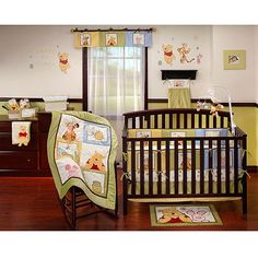 say what you want, I love pooh and my first child's room will be Winnie The Pooh themed!