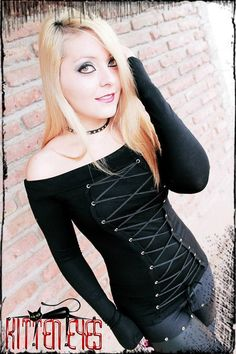 string long sleeve top
